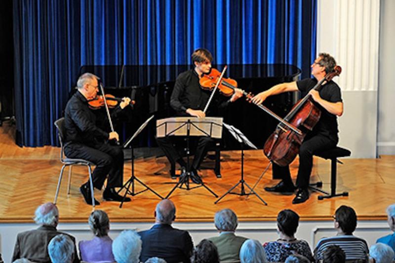 Kammermusikfest: Soiree, Martinstift Moers