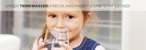 Banner Wasser Privatkunden