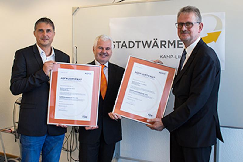 TSM Zertifizierung Stadtwaerme HP