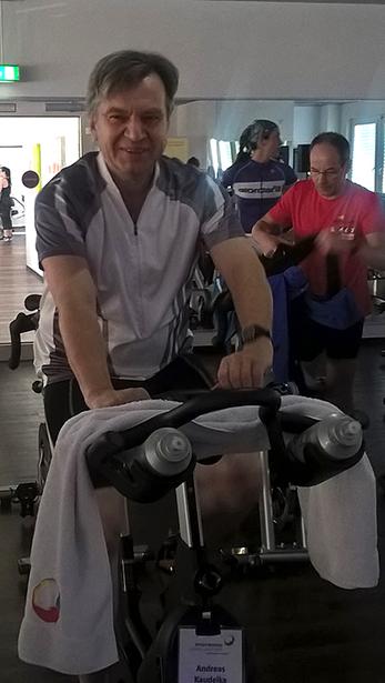 Spinning Marathon